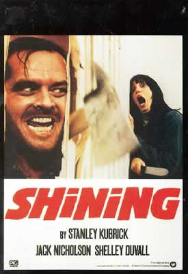 The Shining Top Halloween Horror Movies