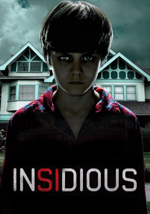 Insidious Top 10 Halloween Horror Movies