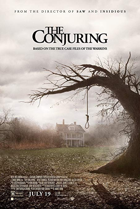 The Conjuring Top 10 Halloween Horror Movies