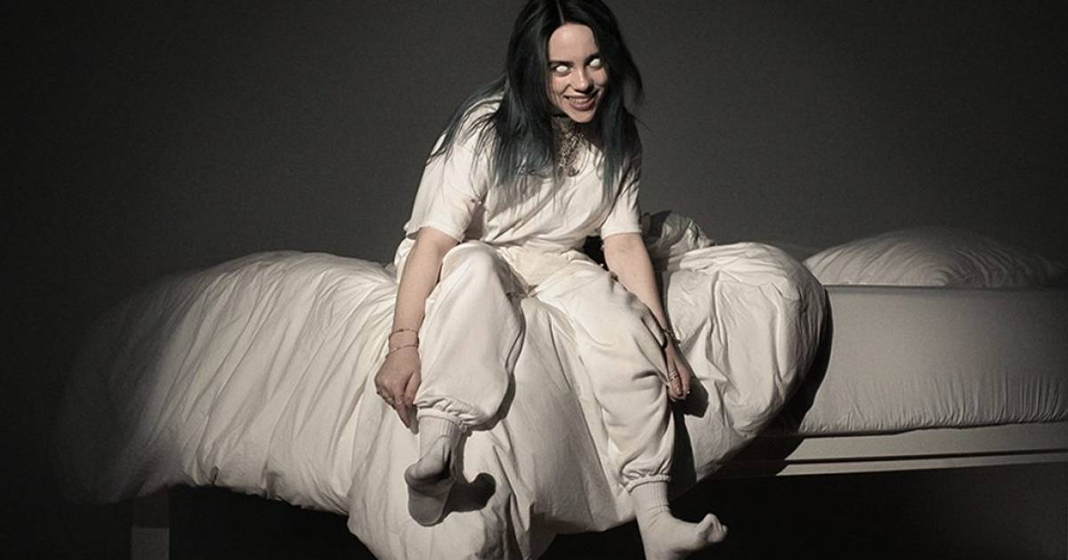 Billie Eilish Bury a Friend When We All Fall Asleep Where Do We Go Album Music Video