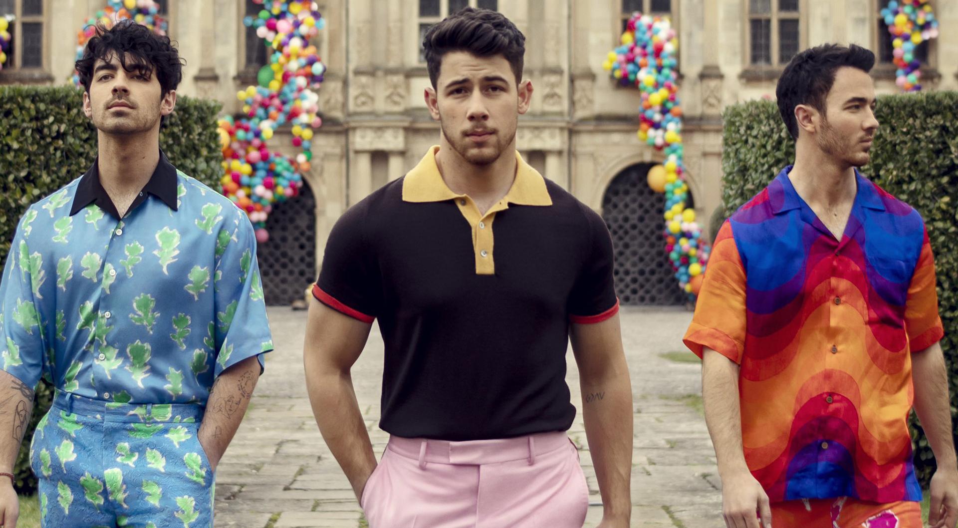 Jonas Brothers, Joe Jonas, Nick Jonas, Kevin Jonas